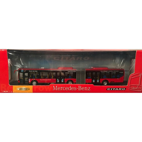 CMNL  MERCEDES CITARO BENDY BUS - RED ARROW  - ROUTE 507 - BOXED #UKBUS 5103
