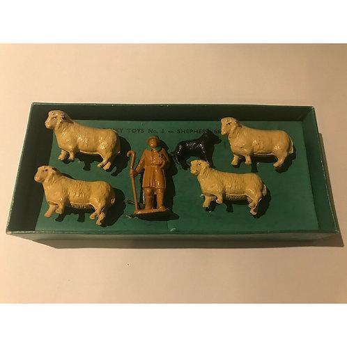 DINKY SHEPHERD  SET - BOXED - #6