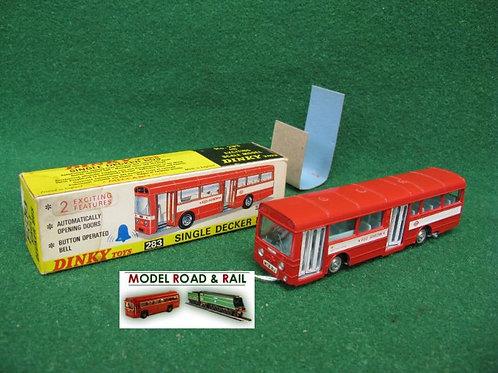 Dinky Toys Single deck bus #283