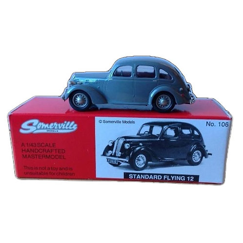 Somerviille Standard Flying 12 - Grey- Boxed - 1:43 - #106
