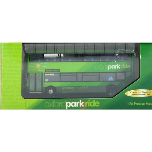 CMNL  TRIDENT ALX 400 - OXFORD PARK & RIDE BOXED #UKBUS 1014