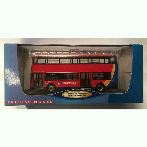 CMNL   DENNIS TRIDENT ALX 400 - STAGECOACH - ROUTE 15 - BOXED #UKBUS 1003