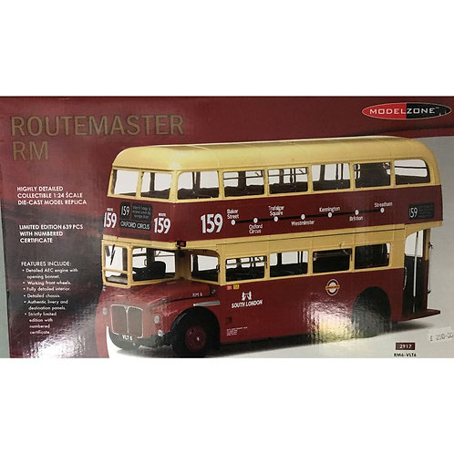 SUNSTAR ROUTEMASTER - RM 6 - ROUTE 159  LIVERY-- #2913