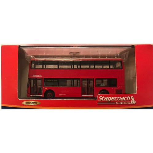 CMNL  TRIDENT ALX 400 EAST LONDON - ROUTE 55 - BOXED #UKBUS 1023