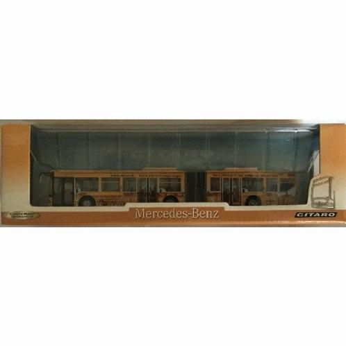 CMNL  MERCEDES CITARO BENDY BUS - EAST LONDON - ROUTE 25 - BOXED #UKBUS 5108