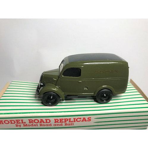 MODEL ROAD REPLICAS (MRR) FORD E83W VAN - LONDON TRANSPORT F. BUILT - BOXED