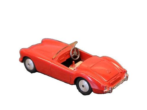 Corgi Toys MGA Roadster  in red.  207