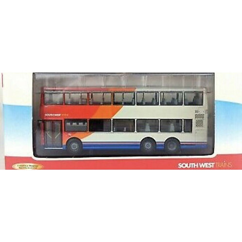 CMNL  LEYLAND OLYMPIAN - STAGECOACH SOUTH WEST TRAINS - BOXED #HKBUS 2008
