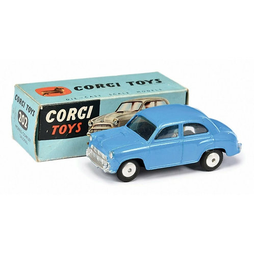 CORGI MORRIS COWLEY SALOON - BOXED -#202