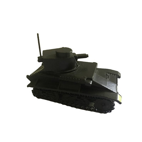 Dinky Toy Military Light Tank -  #152A