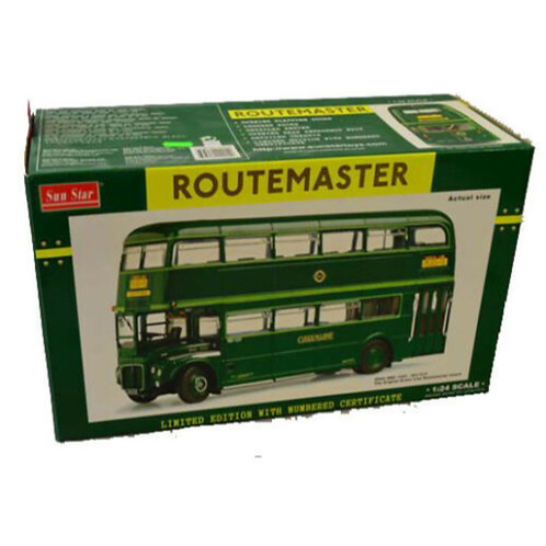 SUNSTAR ROUTEMASTER - RMC 1453 - ROUTE 715 - #2904