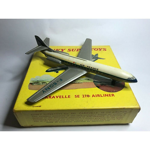 DINKY CARAVELLE - AIR FRANCE - BOXED - #997