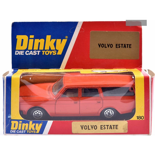 Dinky Volvo 265DL Estate - Made in Italy -#180