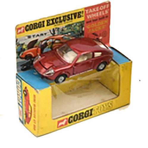 CORGI MINI MARCOS GT 850 - BOXED - #273
