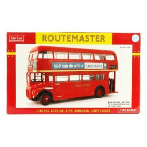 SUNSTAR ROUTEMASTER - RM 870 - ROUTE 207 - #2908