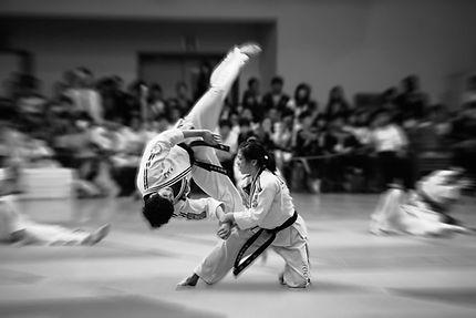 Hapkido hand technique