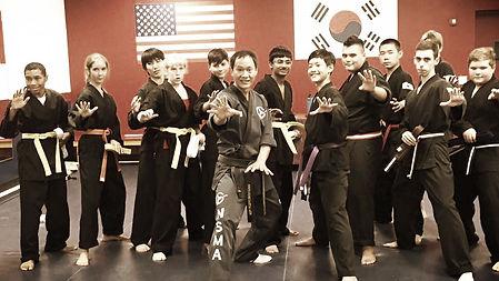 Teen/Adult Hapkido Class