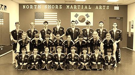 North Shore Martial Arts Leadership Team