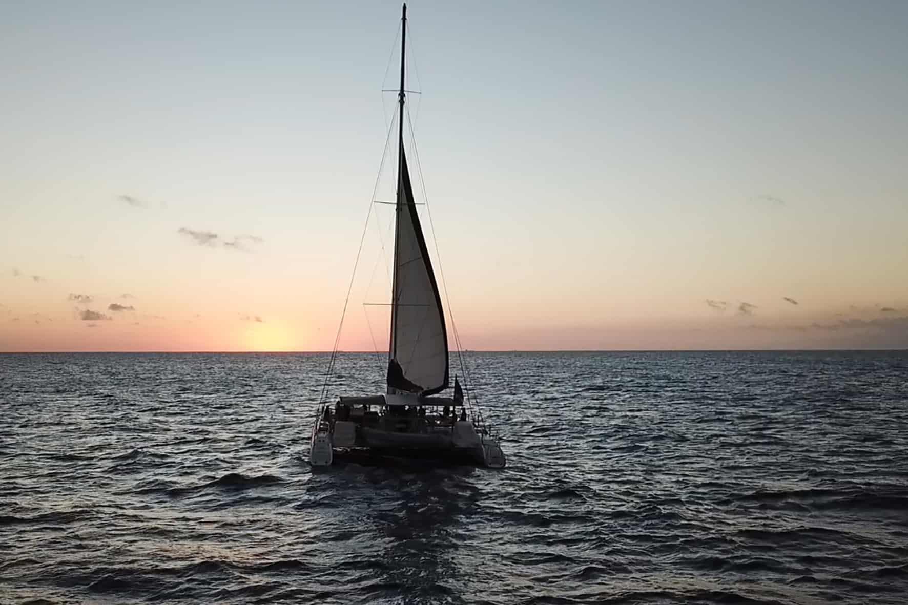 Sunset Sailing Trip