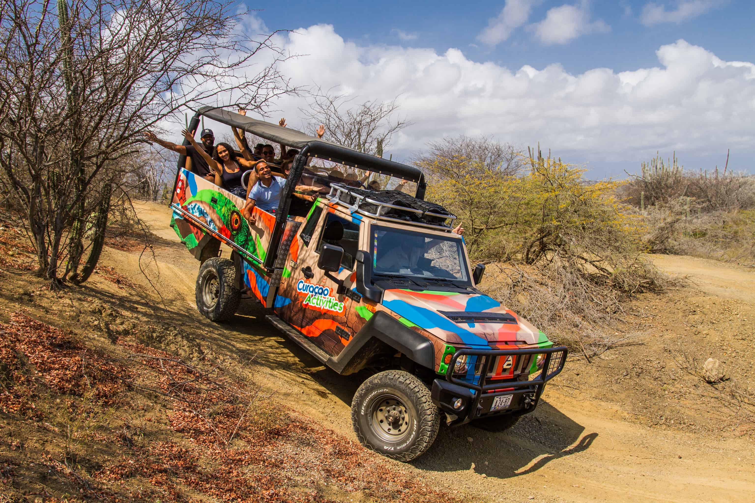 Jeep & Snorkel adventure EAST