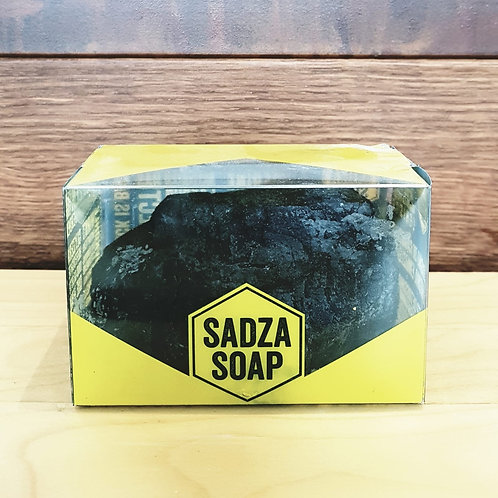 SADZA carbon soap