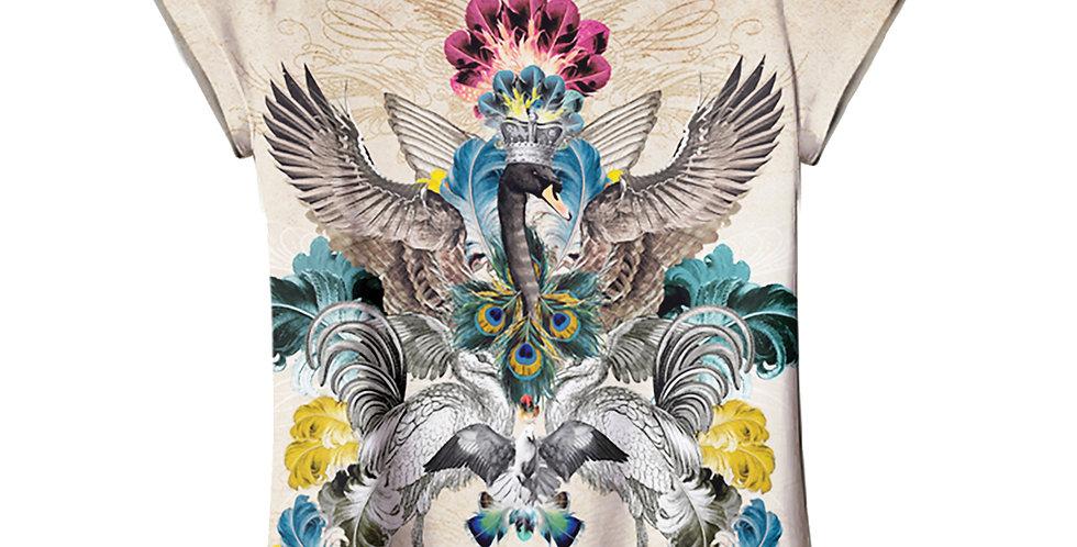'Arrivée des Oiseaux' T-Shirt
