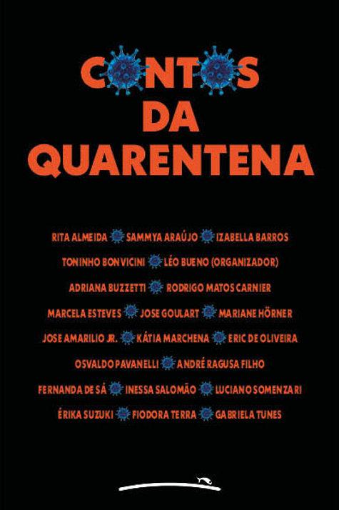 Contos da Quarentena (21 autores)