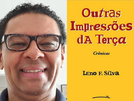"""Lançamento do livro """"Outras Impressões da Terça"""" acontece em 24/11, terça-feira, 19h30"""