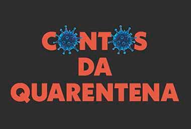"""Livro """"Contos da Quarentena"""" ganha campanha de lançamento no Catarse."""