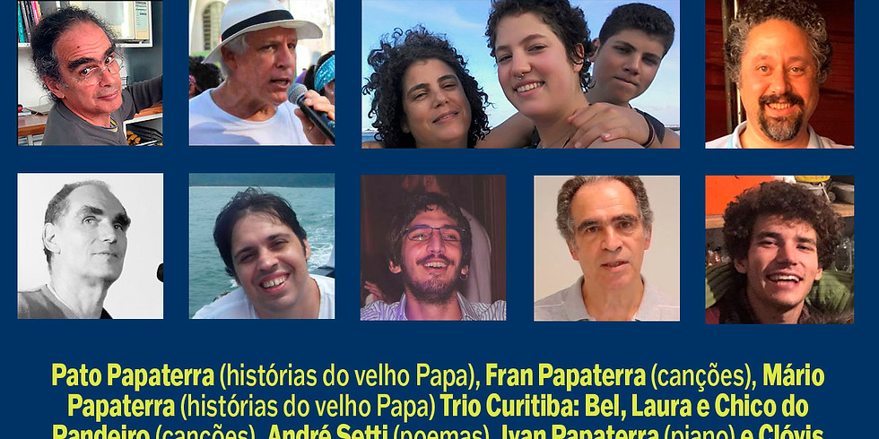 Sarau Cultural: Papaterras e Amigos 2