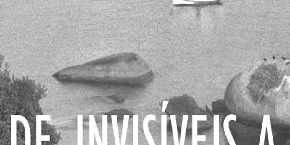 Lançamento virtual De Invisíveis a Protagonistas