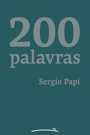 200 palavras (Sergio Papi)