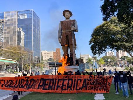 Por que homenagens a escravocratas como Borba Gato devem sumir do mapa