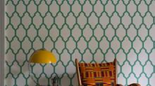 פטרנים, טפטים ושבלונות...קירות מדברים עיצוב