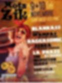 Affiche Mots zik 2012