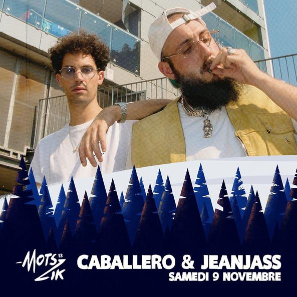 CABALLERO & JEANJASS vont retourner Mots Zik !