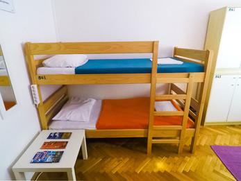 Zagreb Hostel Dorm