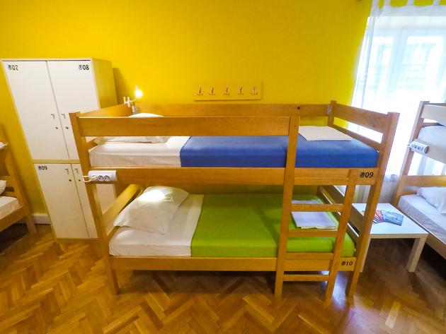 Zagreb Hostel Comfortable