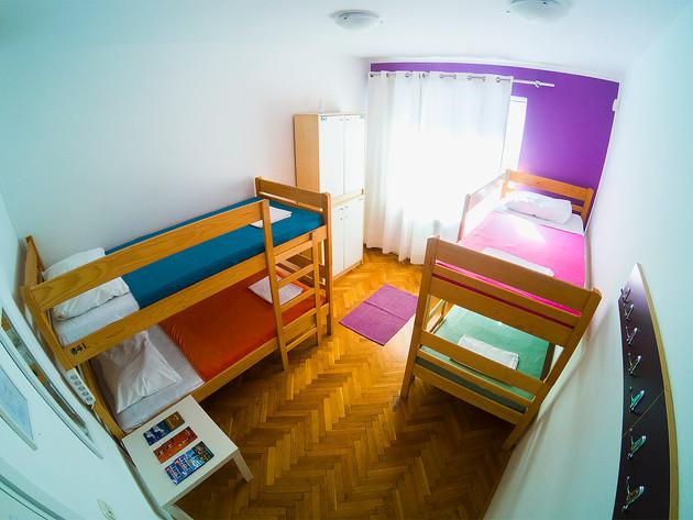 Zagreb Hostel Bright