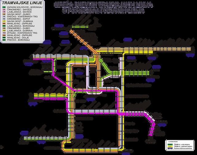 Zageb by Transit