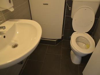 Zagreb Hostel Bathroom