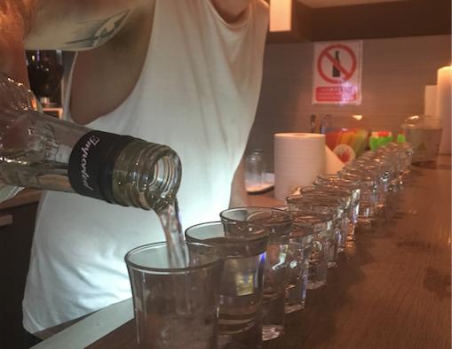 Zagreb Hostel Bar