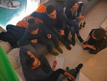 Zagreb Hostel Party