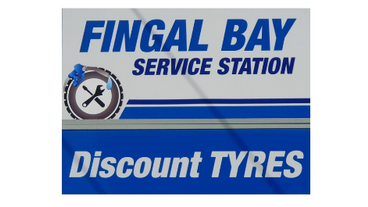 Fingal Bay Service Station