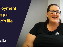 Employment changes Selina's life