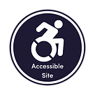 Wheelchair Door Sticker Designs