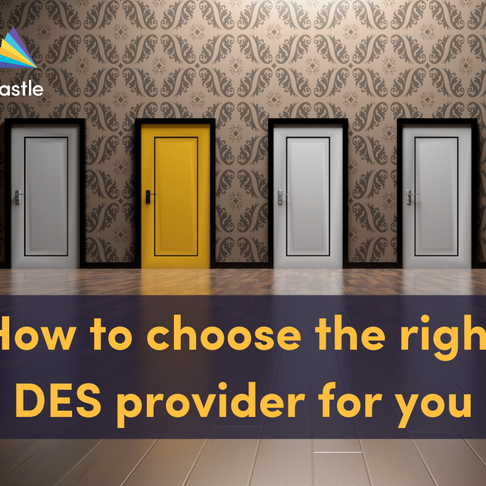 How to choose a DES provider