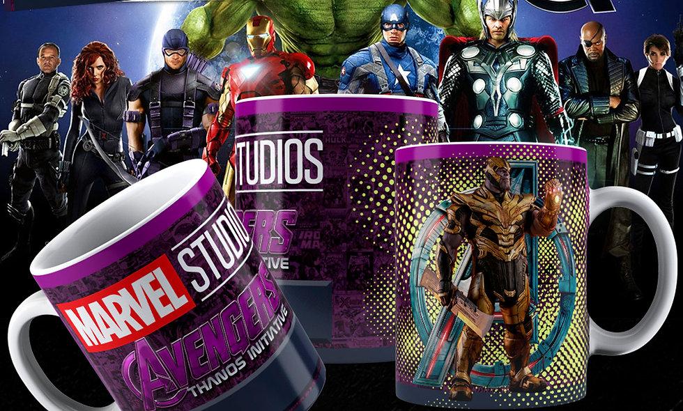 Avengers mugs