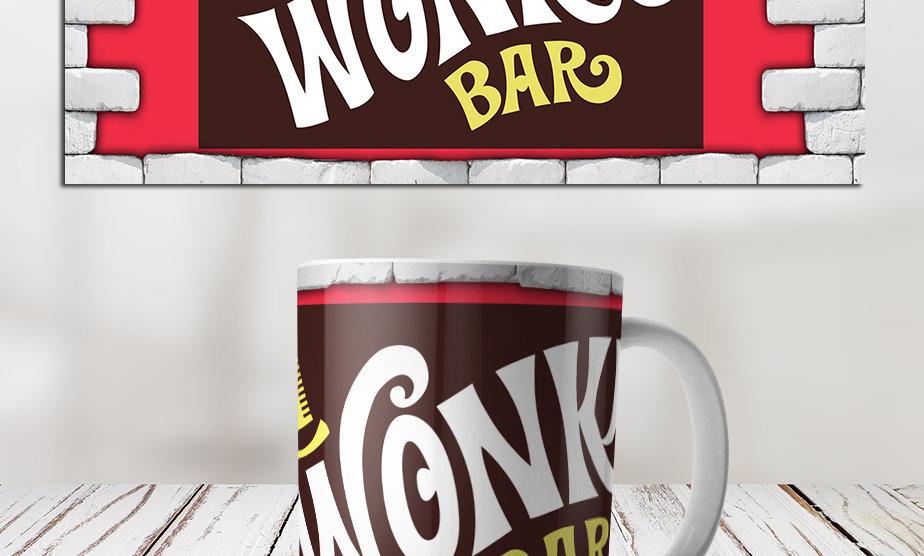 Old style logo mugs
