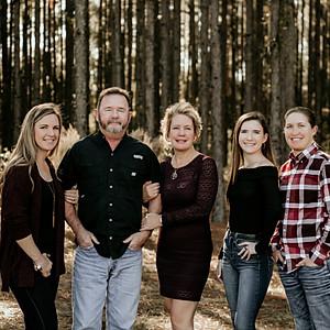 Keene Extended Family Session